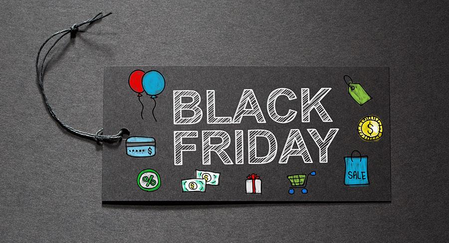 Black Friday – Cyber Monday Savings!