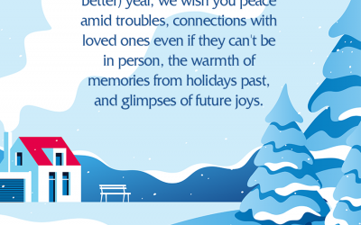 Have A Safe & Happy Holiday